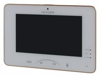 "DS-KH8301-WT 7"" IP-видеодомофон с Wi-Fi и 0.3Мп камерой"